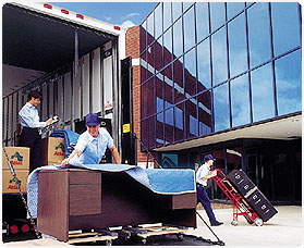 Commercial Movers Ft. Lauderdale