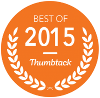 Thumbtack Local Mover Award